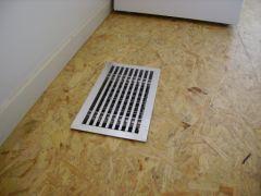 Les choix cologiques du b timent icom archidurable - Grille de ventilation vide sanitaire ...