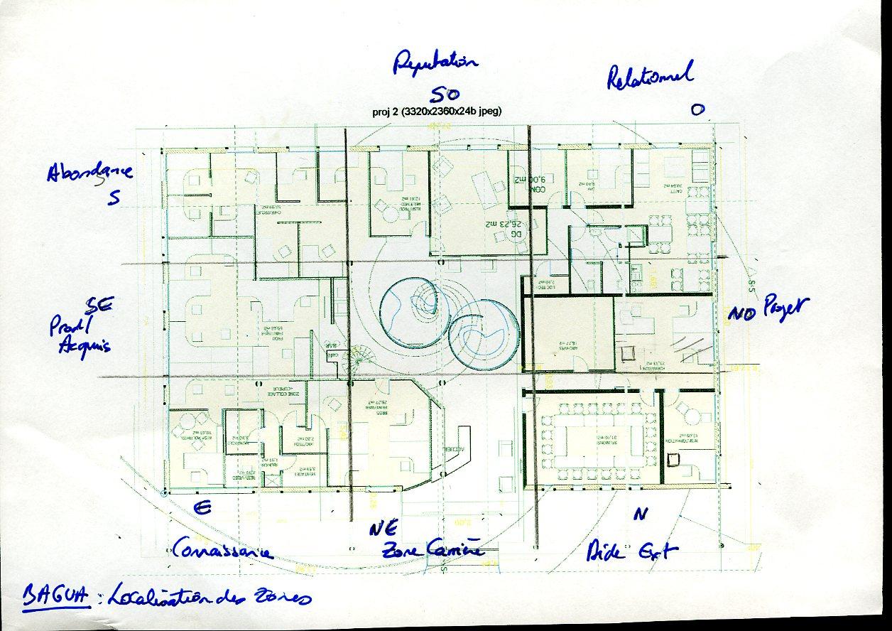 le feng shui pour icom archidurable. Black Bedroom Furniture Sets. Home Design Ideas